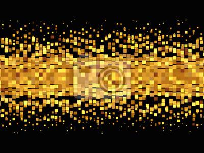 Постер-картина Пиксель-арт Пиксель фон. Эффект Пикселя. Геометрических фон с квадратами. Векторные иллюстрацииПиксель-арт<br>Постер на холсте или бумаге. Любого нужного вам размера. В раме или без. Подвес в комплекте. Трехслойная надежная упаковка. Доставим в любую точку России. Вам осталось только повесить картину на стену!<br>