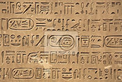 Постер-картина Иероглифы Древние Иероглифические ПисьменаИероглифы<br>Постер на холсте или бумаге. Любого нужного вам размера. В раме или без. Подвес в комплекте. Трехслойная надежная упаковка. Доставим в любую точку России. Вам осталось только повесить картину на стену!<br>