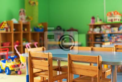 Постер Оформление офиса Стулья, стол и игрушки. Интерьер детского сада., 30x20 см, на бумагеДетский сад<br>Постер на холсте или бумаге. Любого нужного вам размера. В раме или без. Подвес в комплекте. Трехслойная надежная упаковка. Доставим в любую точку России. Вам осталось только повесить картину на стену!<br>
