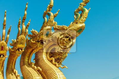 """Постер Таиланд """"Великий Змей"""" от Artwall"""