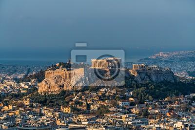 На холме Акрополь в Афинах Греция, 30x20 см, на бумагеАфины, Акрополь<br>Постер на холсте или бумаге. Любого нужного вам размера. В раме или без. Подвес в комплекте. Трехслойная надежная упаковка. Доставим в любую точку России. Вам осталось только повесить картину на стену!<br>