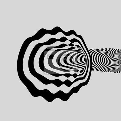 Постер-картина Оптическое искусство Картина С Оптической Иллюзией. Абстрактный Фон. Оптическое Искусство.Оптическое искусство<br>Постер на холсте или бумаге. Любого нужного вам размера. В раме или без. Подвес в комплекте. Трехслойная надежная упаковка. Доставим в любую точку России. Вам осталось только повесить картину на стену!<br>