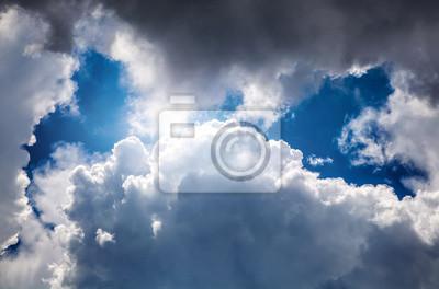 Постер-картина На потолок Cloudscape с солнечного светаНа потолок<br>Постер на холсте или бумаге. Любого нужного вам размера. В раме или без. Подвес в комплекте. Трехслойная надежная упаковка. Доставим в любую точку России. Вам осталось только повесить картину на стену!<br>