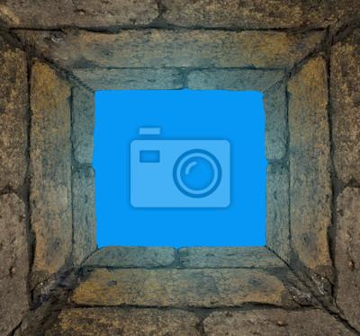 Постер-картина На потолок Синий фон хорошоНа потолок<br>Постер на холсте или бумаге. Любого нужного вам размера. В раме или без. Подвес в комплекте. Трехслойная надежная упаковка. Доставим в любую точку России. Вам осталось только повесить картину на стену!<br>