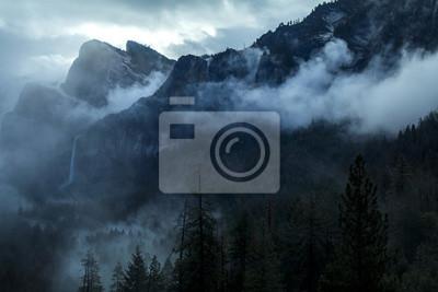 Постер Туман Смотреть Портал В Национальный Парк ЙосемитиТуман<br>Постер на холсте или бумаге. Любого нужного вам размера. В раме или без. Подвес в комплекте. Трехслойная надежная упаковка. Доставим в любую точку России. Вам осталось только повесить картину на стену!<br>
