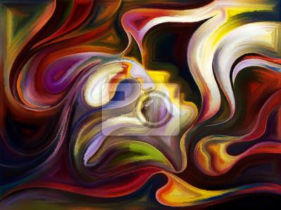 Искусство, картина Постер 157243879, 27x20 см, на бумагеРомантика в современной живописи<br>Постер на холсте или бумаге. Любого нужного вам размера. В раме или без. Подвес в комплекте. Трехслойная надежная упаковка. Доставим в любую точку России. Вам осталось только повесить картину на стену!<br>