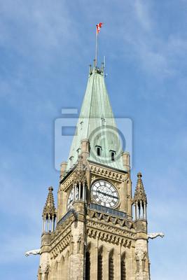 Парламент Канады, 20x30 см, на бумагеОттава<br>Постер на холсте или бумаге. Любого нужного вам размера. В раме или без. Подвес в комплекте. Трехслойная надежная упаковка. Доставим в любую точку России. Вам осталось только повесить картину на стену!<br>