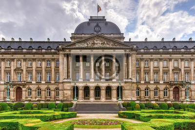 Королевский дворец в Брюсселе, 30x20 см, на бумагеБрюссель<br>Постер на холсте или бумаге. Любого нужного вам размера. В раме или без. Подвес в комплекте. Трехслойная надежная упаковка. Доставим в любую точку России. Вам осталось только повесить картину на стену!<br>