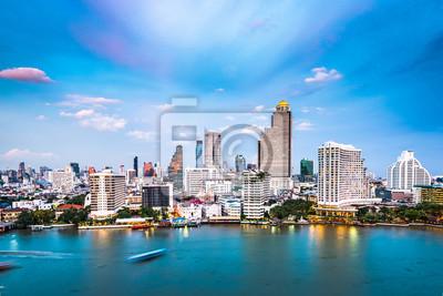 Бангкок, Таиланд город на реке Чаопрайя., 30x20 см, на бумагеБангкок<br>Постер на холсте или бумаге. Любого нужного вам размера. В раме или без. Подвес в комплекте. Трехслойная надежная упаковка. Доставим в любую точку России. Вам осталось только повесить картину на стену!<br>