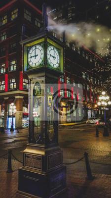 Постер Города и карты Ванкувер, Паровые Часы, 20x36 см, на бумагеВанкувер<br>Постер на холсте или бумаге. Любого нужного вам размера. В раме или без. Подвес в комплекте. Трехслойная надежная упаковка. Доставим в любую точку России. Вам осталось только повесить картину на стену!<br>