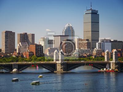 Постер Города и карты Бостон в штате Массачусетс, США., 27x20 см, на бумагеБостон<br>Постер на холсте или бумаге. Любого нужного вам размера. В раме или без. Подвес в комплекте. Трехслойная надежная упаковка. Доставим в любую точку России. Вам осталось только повесить картину на стену!<br>