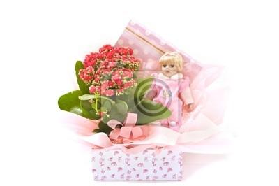 Постер Розы Подарок букет для новорожденных матерейРозы<br>Постер на холсте или бумаге. Любого нужного вам размера. В раме или без. Подвес в комплекте. Трехслойная надежная упаковка. Доставим в любую точку России. Вам осталось только повесить картину на стену!<br>