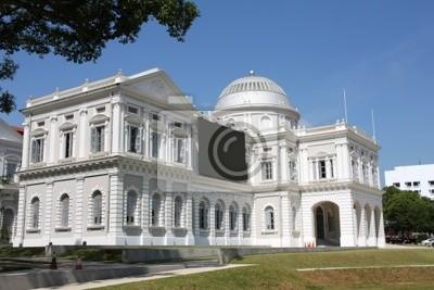 Постер Сингапур Сингапур музейСингапур<br>Постер на холсте или бумаге. Любого нужного вам размера. В раме или без. Подвес в комплекте. Трехслойная надежная упаковка. Доставим в любую точку России. Вам осталось только повесить картину на стену!<br>