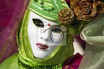 Постер Праздники Венецианский Карнавал Masks_0049, 30x20 см, на бумагеКарнавал в Венеции<br>Постер на холсте или бумаге. Любого нужного вам размера. В раме или без. Подвес в комплекте. Трехслойная надежная упаковка. Доставим в любую точку России. Вам осталось только повесить картину на стену!<br>