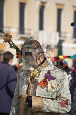 Постер Карнавал в Венеции Венецианский Карнавал Masks_0085Карнавал в Венеции<br>Постер на холсте или бумаге. Любого нужного вам размера. В раме или без. Подвес в комплекте. Трехслойная надежная упаковка. Доставим в любую точку России. Вам осталось только повесить картину на стену!<br>