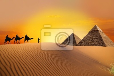 Постер Архитектура Постер 22138897, 30x20 см, на бумагеЕгипетские пирамиды<br>Постер на холсте или бумаге. Любого нужного вам размера. В раме или без. Подвес в комплекте. Трехслойная надежная упаковка. Доставим в любую точку России. Вам осталось только повесить картину на стену!<br>