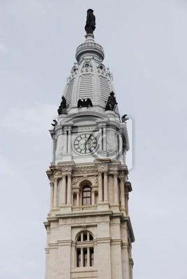 Постер Города и карты Philadelphia City Hall Tower, 20x30 см, на бумагеФиладельфия<br>Постер на холсте или бумаге. Любого нужного вам размера. В раме или без. Подвес в комплекте. Трехслойная надежная упаковка. Доставим в любую точку России. Вам осталось только повесить картину на стену!<br>