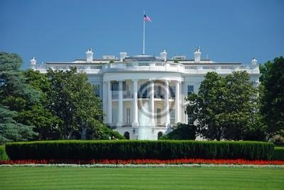 Постер Вашингтон Белый Дом в Вашингтоне, округ КолумбияВашингтон<br>Постер на холсте или бумаге. Любого нужного вам размера. В раме или без. Подвес в комплекте. Трехслойная надежная упаковка. Доставим в любую точку России. Вам осталось только повесить картину на стену!<br>