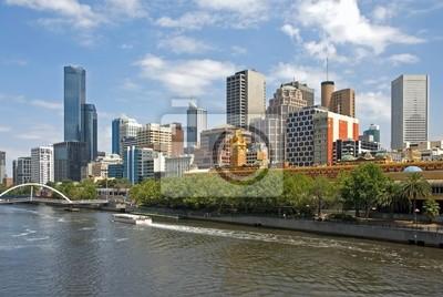 Постер Города и карты Мельбурн, Виктория, Австралия, 30x20 см, на бумагеМельбурн<br>Постер на холсте или бумаге. Любого нужного вам размера. В раме или без. Подвес в комплекте. Трехслойная надежная упаковка. Доставим в любую точку России. Вам осталось только повесить картину на стену!<br>