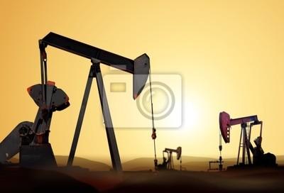 Постер 09.02 День работников нефтяной, газовой и топливной промышленности
