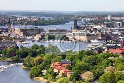 Постер Стокгольм Стокгольм - вид с воздухаСтокгольм<br>Постер на холсте или бумаге. Любого нужного вам размера. В раме или без. Подвес в комплекте. Трехслойная надежная упаковка. Доставим в любую точку России. Вам осталось только повесить картину на стену!<br>