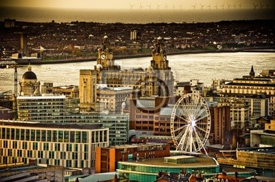 Постер Ливерпуль