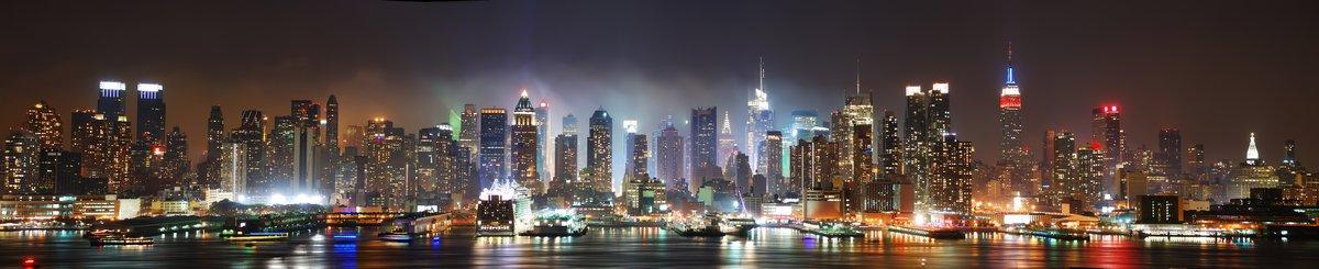 Постер Нью-Йорк Нью-Йорк панорамаНью-Йорк<br>Постер на холсте или бумаге. Любого нужного вам размера. В раме или без. Подвес в комплекте. Трехслойная надежная упаковка. Доставим в любую точку России. Вам осталось только повесить картину на стену!<br>
