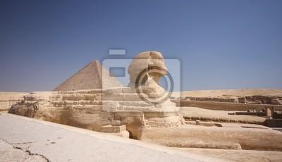 Постер Египетские пирамиды Постер 24789839, 35x20 см, на бумагеЕгипетские пирамиды<br>Постер на холсте или бумаге. Любого нужного вам размера. В раме или без. Подвес в комплекте. Трехслойная надежная упаковка. Доставим в любую точку России. Вам осталось только повесить картину на стену!<br>