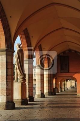 Постер Итальянские портики
