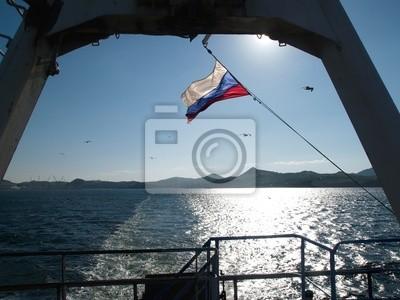 Постер 07.05 День работников морского и речного флота