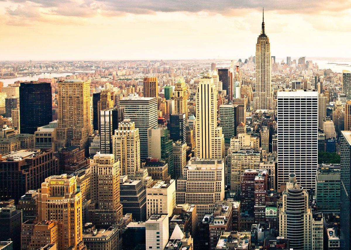 Постер Нью-Йорк Skyline фон Нью-ЙоркНью-Йорк<br>Постер на холсте или бумаге. Любого нужного вам размера. В раме или без. Подвес в комплекте. Трехслойная надежная упаковка. Доставим в любую точку России. Вам осталось только повесить картину на стену!<br>