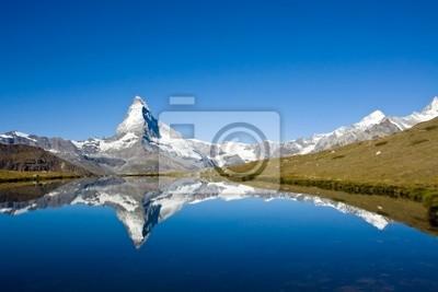 Постер Швейцария