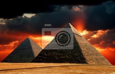 Постер Архитектура Постер 27765439, 31x20 см, на бумагеЕгипетские пирамиды<br>Постер на холсте или бумаге. Любого нужного вам размера. В раме или без. Подвес в комплекте. Трехслойная надежная упаковка. Доставим в любую точку России. Вам осталось только повесить картину на стену!<br>