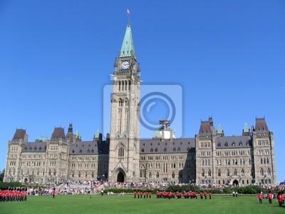 Постер Оттава Парламент Канады, почетный КараулОттава<br>Постер на холсте или бумаге. Любого нужного вам размера. В раме или без. Подвес в комплекте. Трехслойная надежная упаковка. Доставим в любую точку России. Вам осталось только повесить картину на стену!<br>