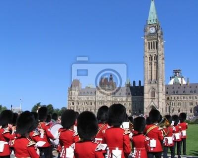 Постер Оттава Парламент Канады Почетного Караула в ОттавеОттава<br>Постер на холсте или бумаге. Любого нужного вам размера. В раме или без. Подвес в комплекте. Трехслойная надежная упаковка. Доставим в любую точку России. Вам осталось только повесить картину на стену!<br>