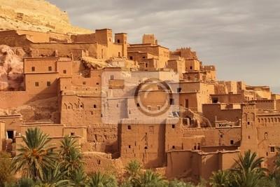 Постер Африканский пейзаж МароккоАфриканский пейзаж<br>Постер на холсте или бумаге. Любого нужного вам размера. В раме или без. Подвес в комплекте. Трехслойная надежная упаковка. Доставим в любую точку России. Вам осталось только повесить картину на стену!<br>
