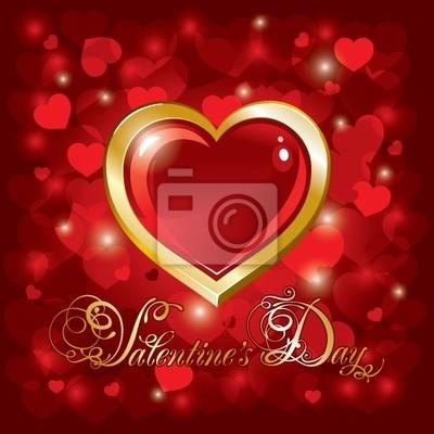 Постер Праздники Постер 28788910, 20x20 см, на бумаге02.14 День Святого Валентина (День всех влюбленных)<br>Постер на холсте или бумаге. Любого нужного вам размера. В раме или без. Подвес в комплекте. Трехслойная надежная упаковка. Доставим в любую точку России. Вам осталось только повесить картину на стену!<br>