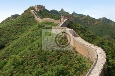 Постер Пекин Великая китайская Стена на SimataiПекин<br>Постер на холсте или бумаге. Любого нужного вам размера. В раме или без. Подвес в комплекте. Трехслойная надежная упаковка. Доставим в любую точку России. Вам осталось только повесить картину на стену!<br>