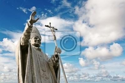 Постер Ватикан Папа Римский Иоанн Павел IIВатикан<br>Постер на холсте или бумаге. Любого нужного вам размера. В раме или без. Подвес в комплекте. Трехслойная надежная упаковка. Доставим в любую точку России. Вам осталось только повесить картину на стену!<br>
