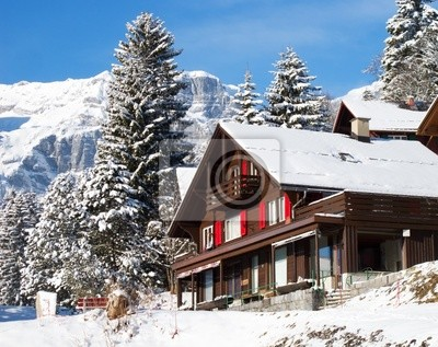 Постер Швейцария Зима в АльпахШвейцария<br>Постер на холсте или бумаге. Любого нужного вам размера. В раме или без. Подвес в комплекте. Трехслойная надежная упаковка. Доставим в любую точку России. Вам осталось только повесить картину на стену!<br>