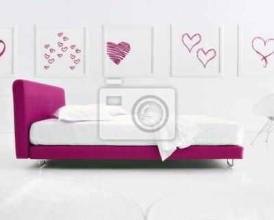 Постер Мебельный салон Минимальный романтическая комнатаМебельный салон<br>Постер на холсте или бумаге. Любого нужного вам размера. В раме или без. Подвес в комплекте. Трехслойная надежная упаковка. Доставим в любую точку России. Вам осталось только повесить картину на стену!<br>