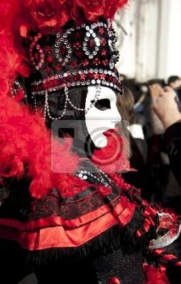 Постер Карнавал в Венеции Карнавал В ВенецииКарнавал в Венеции<br>Постер на холсте или бумаге. Любого нужного вам размера. В раме или без. Подвес в комплекте. Трехслойная надежная упаковка. Доставим в любую точку России. Вам осталось только повесить картину на стену!<br>