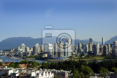 Постер Ванкувер Город Ванкувер в британской Колумбии в КанадеВанкувер<br>Постер на холсте или бумаге. Любого нужного вам размера. В раме или без. Подвес в комплекте. Трехслойная надежная упаковка. Доставим в любую точку России. Вам осталось только повесить картину на стену!<br>