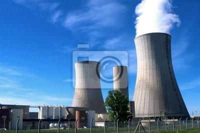 Centrale nucl?aire, 30x20 см, на бумаге09.28 День работников атомной промышленности<br>Постер на холсте или бумаге. Любого нужного вам размера. В раме или без. Подвес в комплекте. Трехслойная надежная упаковка. Доставим в любую точку России. Вам осталось только повесить картину на стену!<br>