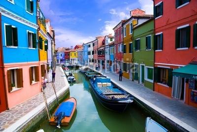 Постер Венеция Венеция, остров Бурано каналаВенеция<br>Постер на холсте или бумаге. Любого нужного вам размера. В раме или без. Подвес в комплекте. Трехслойная надежная упаковка. Доставим в любую точку России. Вам осталось только повесить картину на стену!<br>