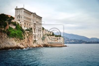 Океанографический Музей Монако, 30x20 см, на бумагеМонако<br>Постер на холсте или бумаге. Любого нужного вам размера. В раме или без. Подвес в комплекте. Трехслойная надежная упаковка. Доставим в любую точку России. Вам осталось только повесить картину на стену!<br>