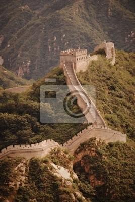 Постер Города и карты Китайская Великая Стена, 20x30 см, на бумагеПекин<br>Постер на холсте или бумаге. Любого нужного вам размера. В раме или без. Подвес в комплекте. Трехслойная надежная упаковка. Доставим в любую точку России. Вам осталось только повесить картину на стену!<br>