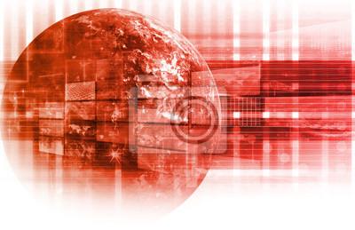 Постер Информационные технологии