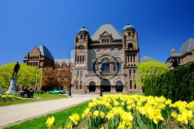 Постер Торонто Торонто ВеснойТоронто<br>Постер на холсте или бумаге. Любого нужного вам размера. В раме или без. Подвес в комплекте. Трехслойная надежная упаковка. Доставим в любую точку России. Вам осталось только повесить картину на стену!<br>