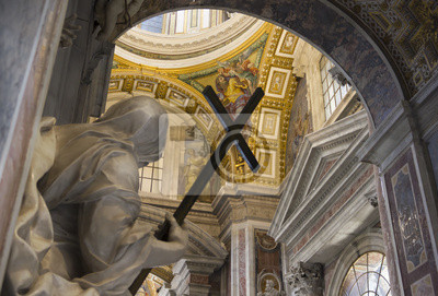 Постер Ватикан Соборе Святого ПетраВатикан<br>Постер на холсте или бумаге. Любого нужного вам размера. В раме или без. Подвес в комплекте. Трехслойная надежная упаковка. Доставим в любую точку России. Вам осталось только повесить картину на стену!<br>